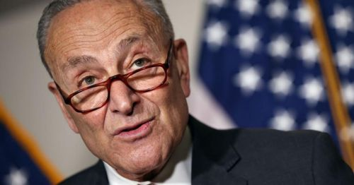 Schumer to meet Wed. with Budget Committee Democrats to start work producing 2022 budget resolution