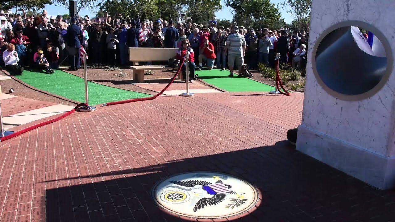 Anthem Veterans Memorial Time Lapse