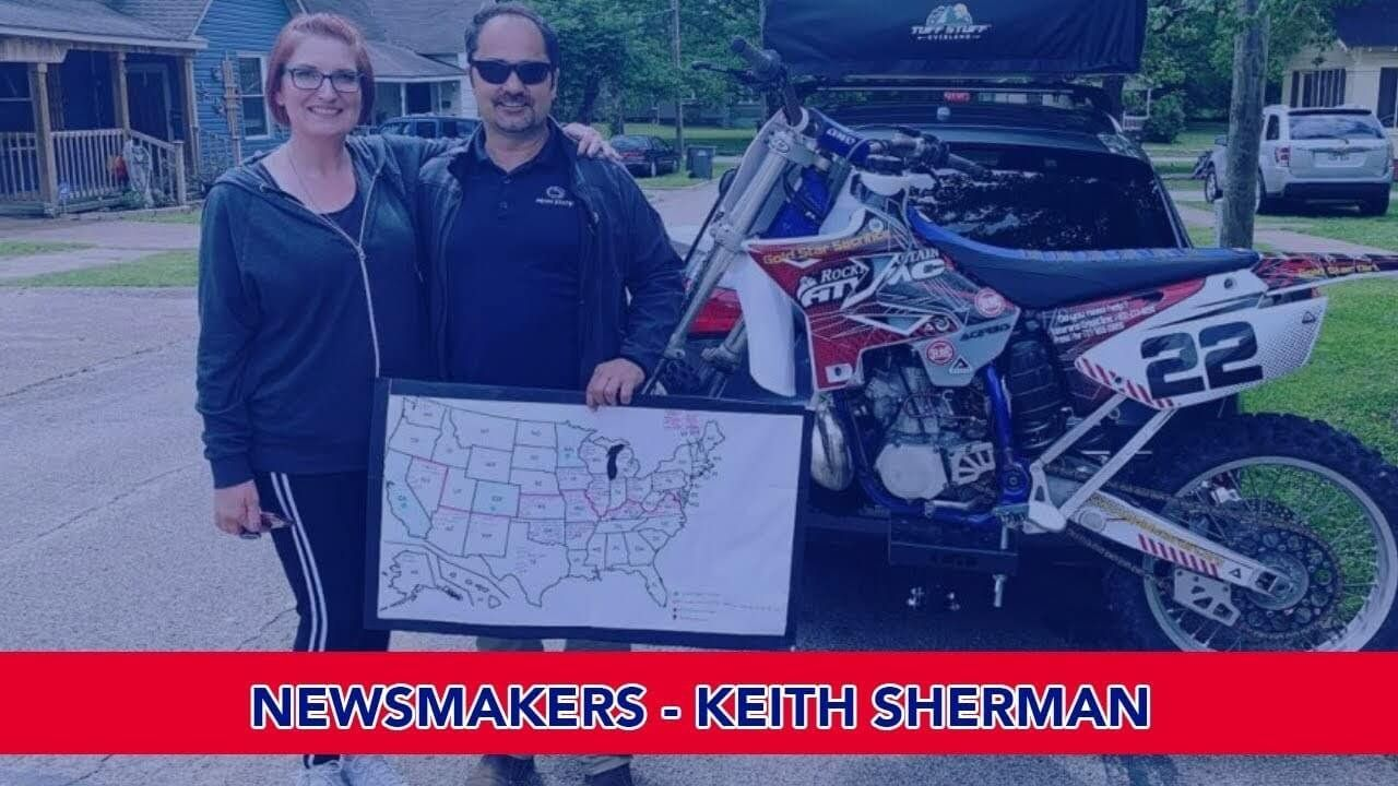Newsmakers Keith Sherman