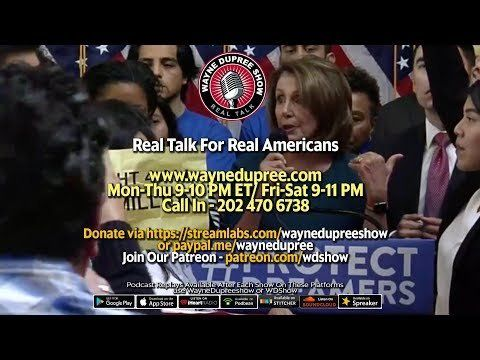 🔥 LIVE! WDShow 9-18 Pelosi Just Got PUNKED by DACA Illegals Who Feel They Have Rights!