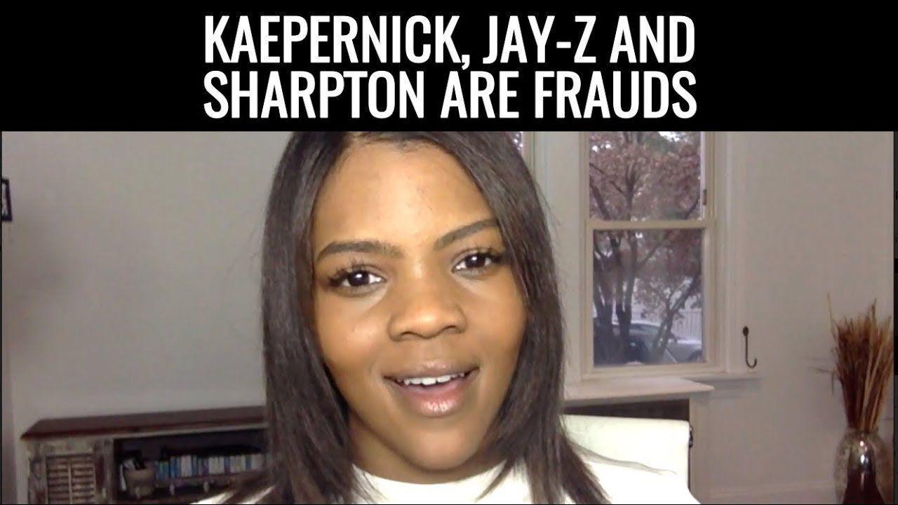 Kaepernick, Jay-Z And Sharpton Are Frauds