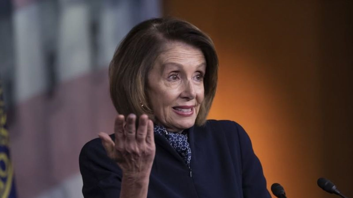 Pelosi: 4-Year Maximum in Speaker Post Is 'a Long Time'