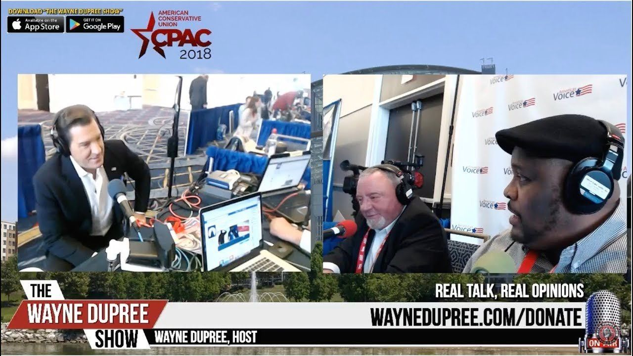 🔴CPAC 2018 – Day Two LIVE From Washinton DC – Sponsored By The Political Insider