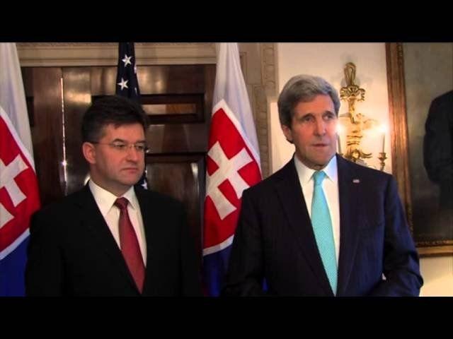 John Kerry: We must live by international order
