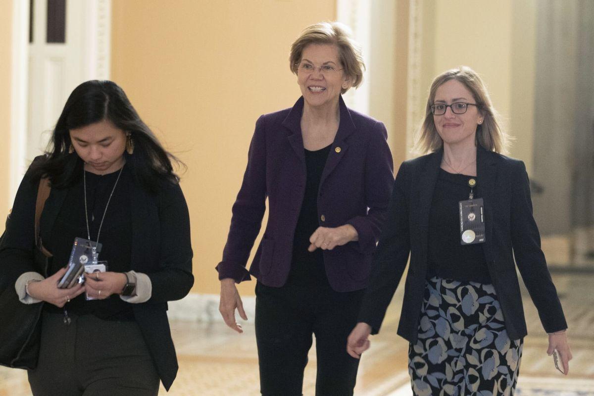 Warren Vows her Organization Will Win Primary, Beat Trump