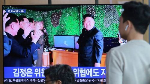 Politico: Trump Downplays N. Korea Missile Launches