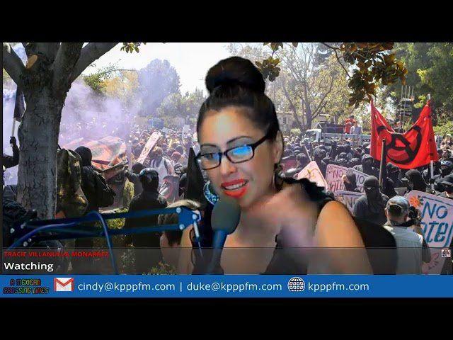 Cindy & Duke – Portland American Activist in Tijuana and more