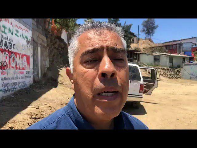 Espanol y Ingles, At Caritas Shelter Tijuana Mexico