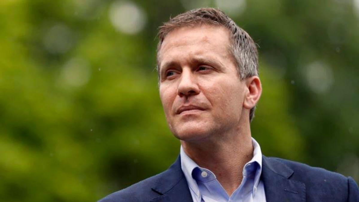 Missouri Governor Greitens to Resign Amid Scandals Investigation