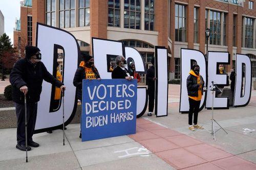 Wisconsin Ballot Recount Affirms Biden Win Over Trump