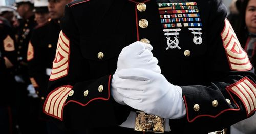 Marine officer receives formal reprimand and fine for criticizing Afghanistan withdrawal
