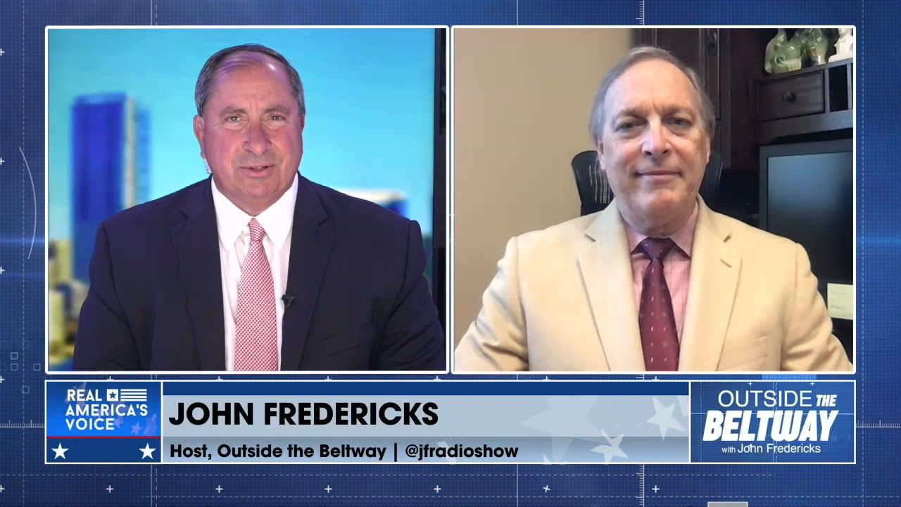 Rep Andy Biggs provides John Fredericks an update on the final stretch of the #AZAudit
