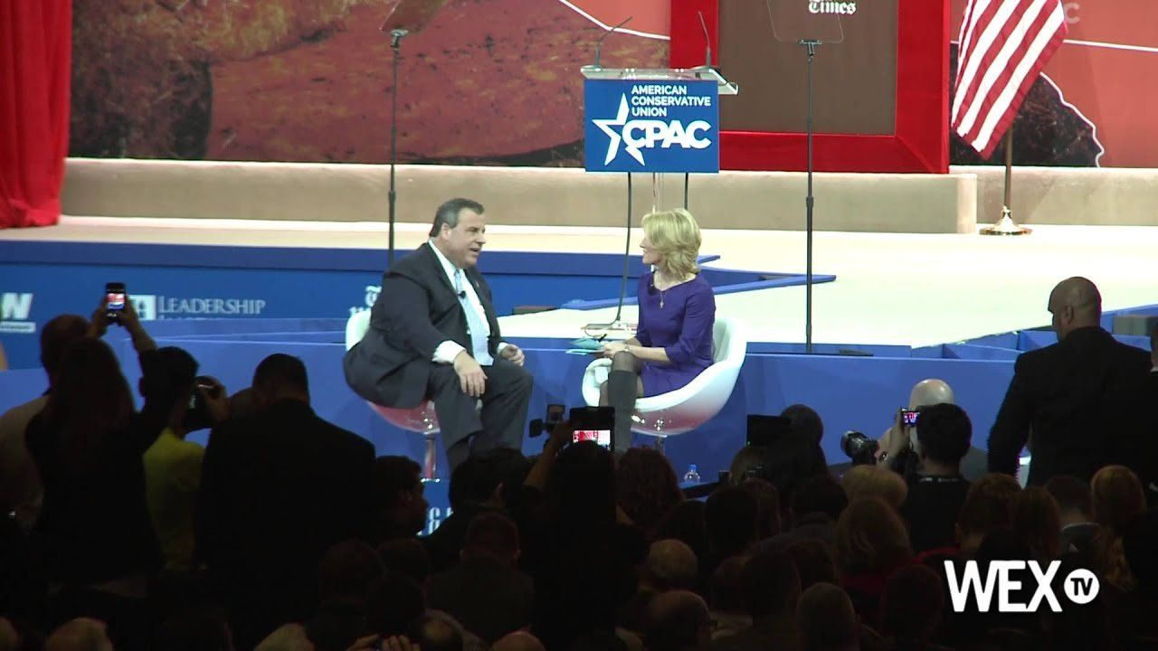 Chris Christie on being labeled 'hot-headed'