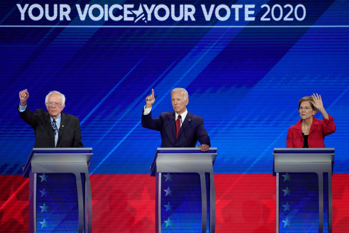 US Election 2020 Debate -Fact-Check