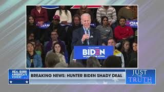 Compilation of President Biden talking about Hunter's business dealings