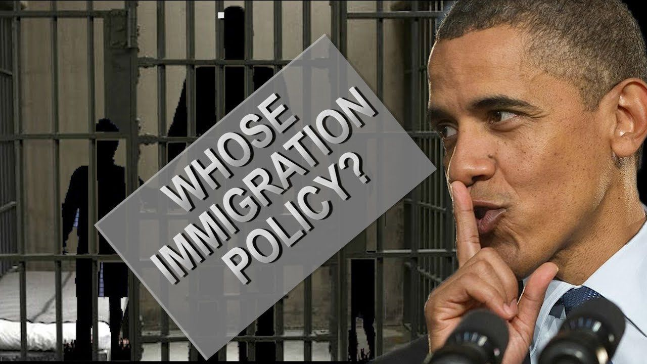 Democrats blame Trump for Immigration policy but didn't care when Obama Separated Families