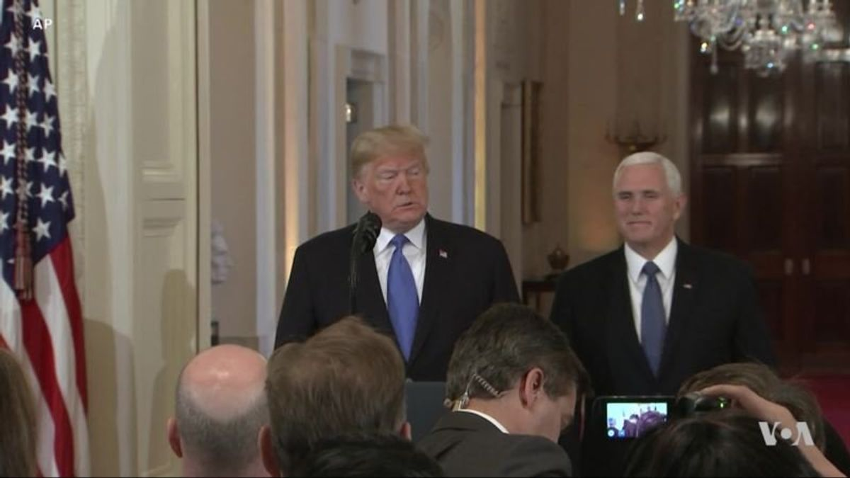 Trump, Democrats Look for Opportunities in Divided Government