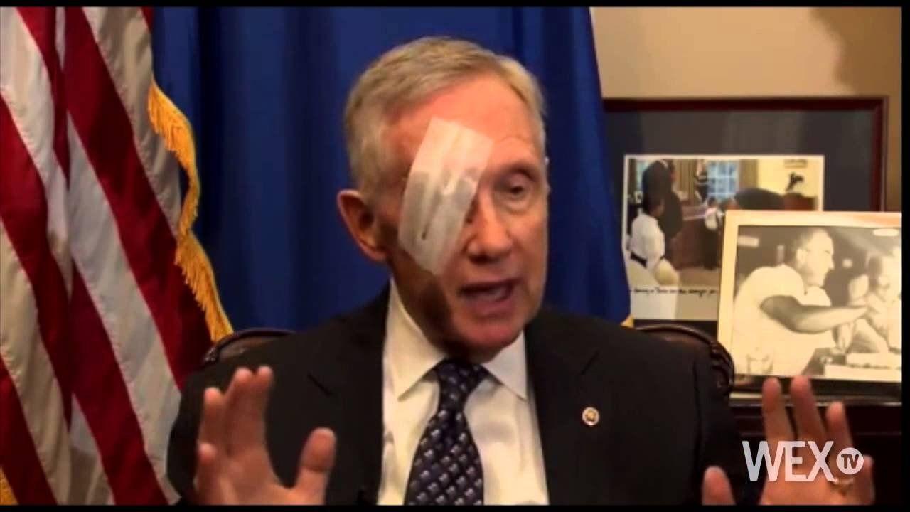 Sen. Reid pushes DHS funding