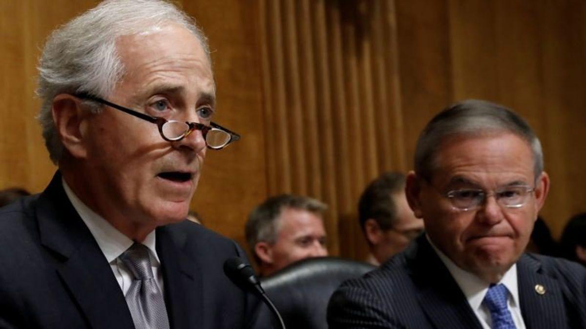 US Senators: Trump Won't Claw Back Aid Without a Fight