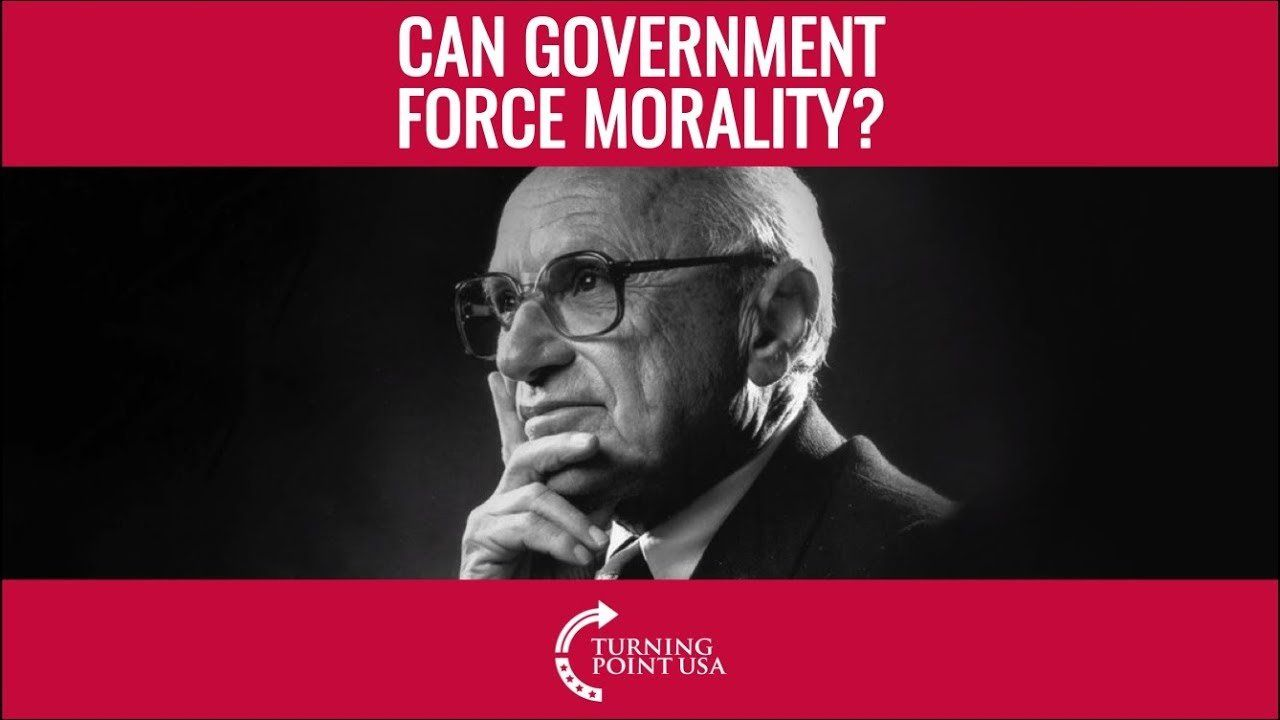 Can Government Force Morality?