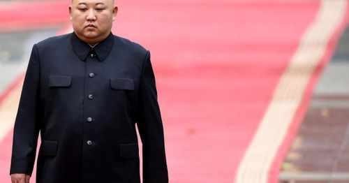 China, North Korea reaffirm alliance, suggest uniting against 'hostile forces'