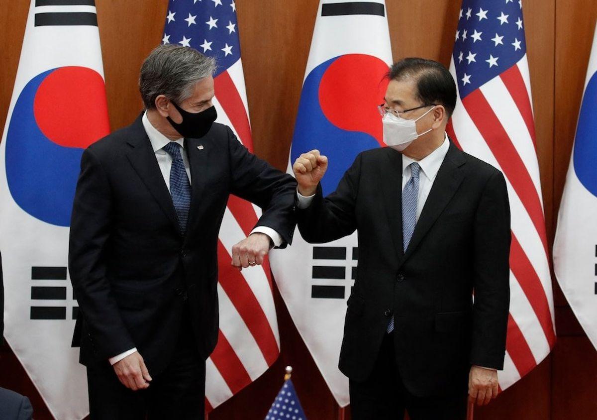 US, SKorea Reaffirm Stance on NKorea