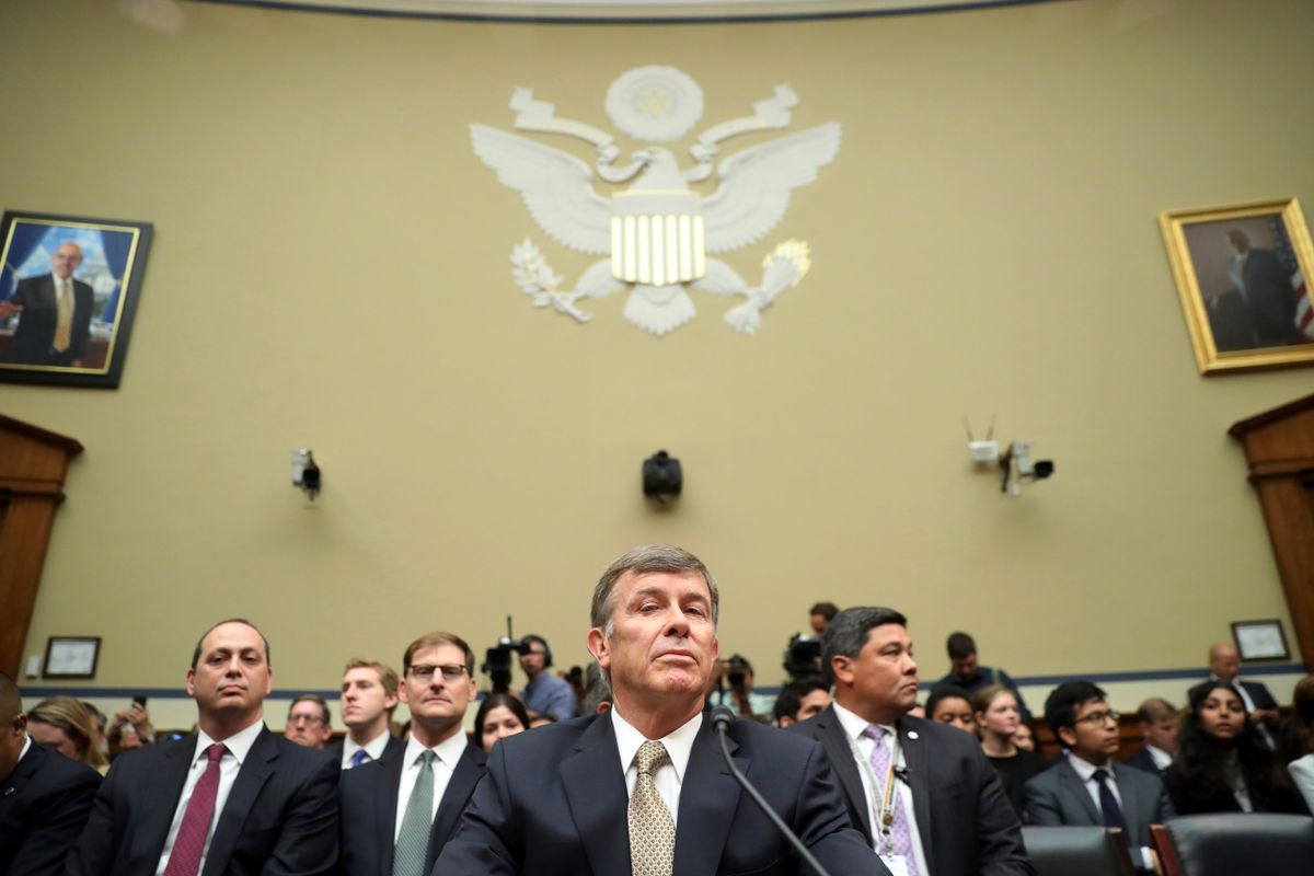 US Intel Chief Testifies About Whistleblower Complaint Key to Impeachment Inquiry
