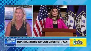 BREAKING: Rep Marjorie Taylor Greene reacts to Change.org petition to expel her from Congress