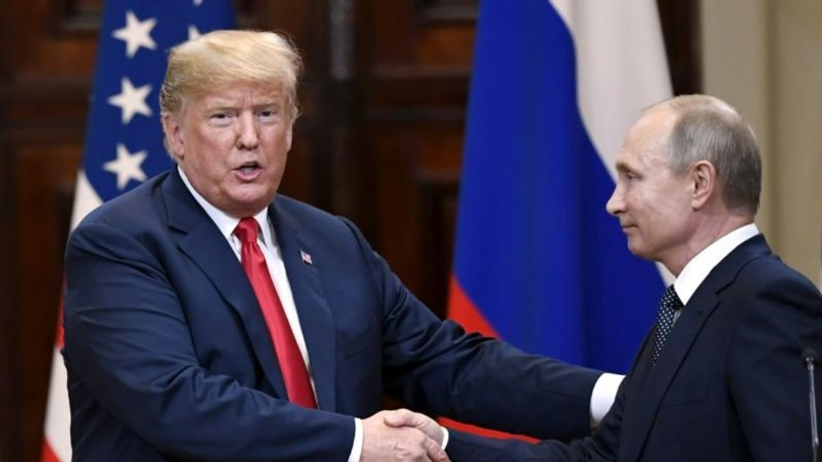 What Did Trump and Putin Agree to During 'Successful' Meeting?