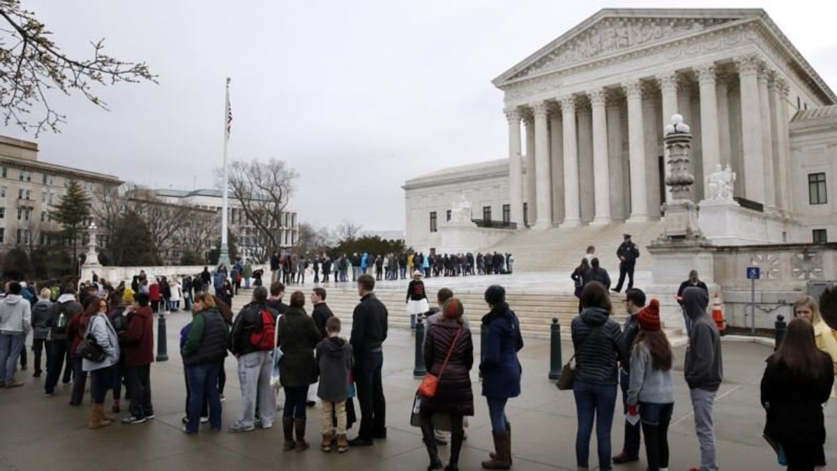 US Supreme Court to Take New Look at Partisan Electoral Districts