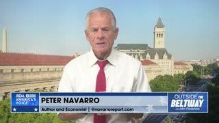 Peter Navarro on The Supply Chain and Biden's Failure