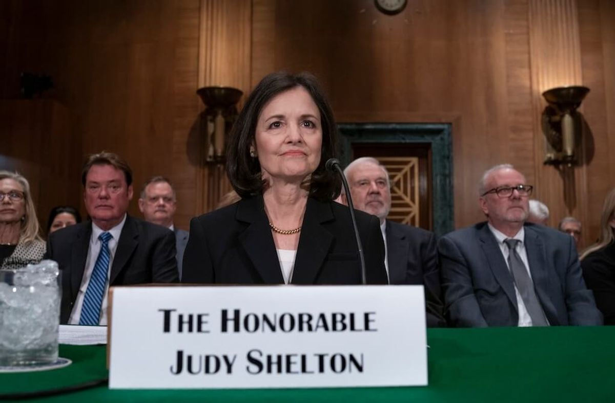 Controversial Fed Nominee Shelton Stalls in Senate Test Vote