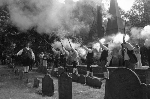 Tributes, Protest Mark 250th Anniversary of Boston Massacre