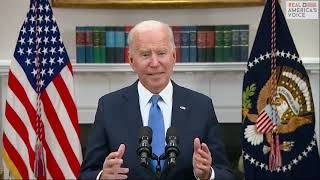 President Biden Offers Incoherent Remarks in Response to Gas Crisis.