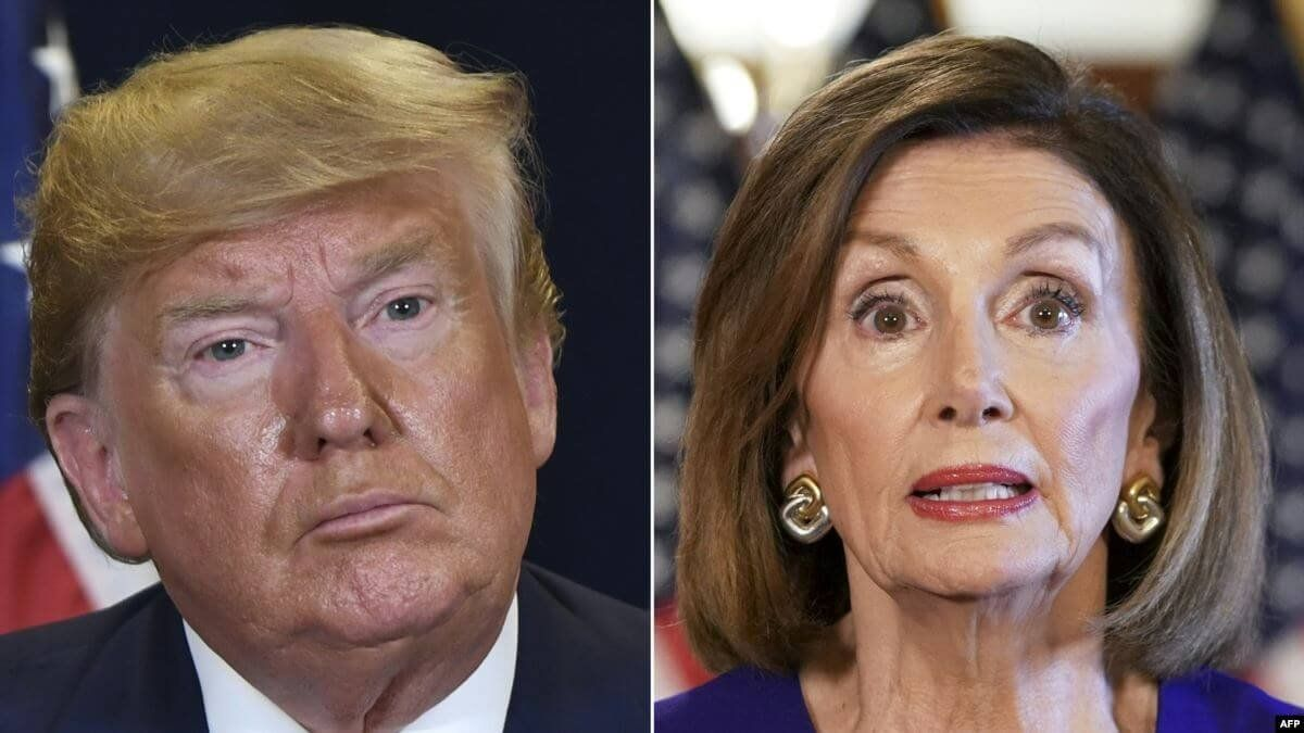 Pelosi, Trump Battle Out 2020 Election Year