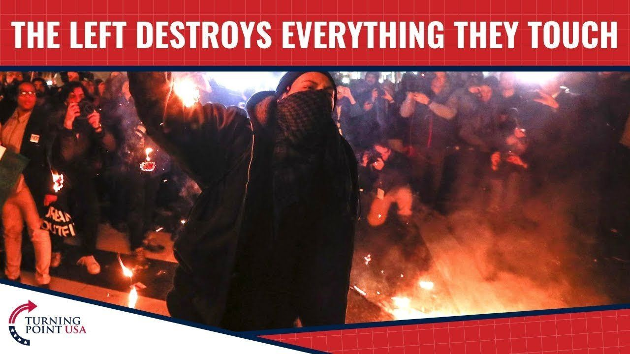 The Left DESTROYS Everything They Touch