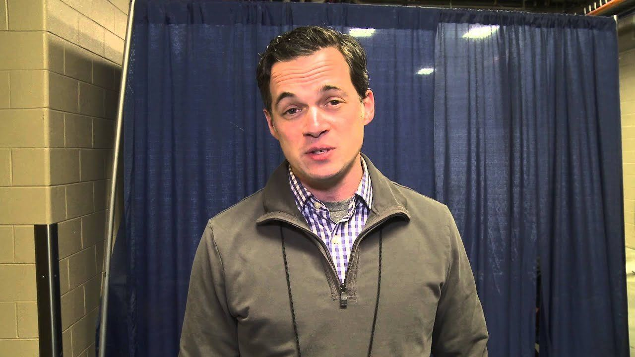 Craig Stouffer Discusses Georgetown's First Game