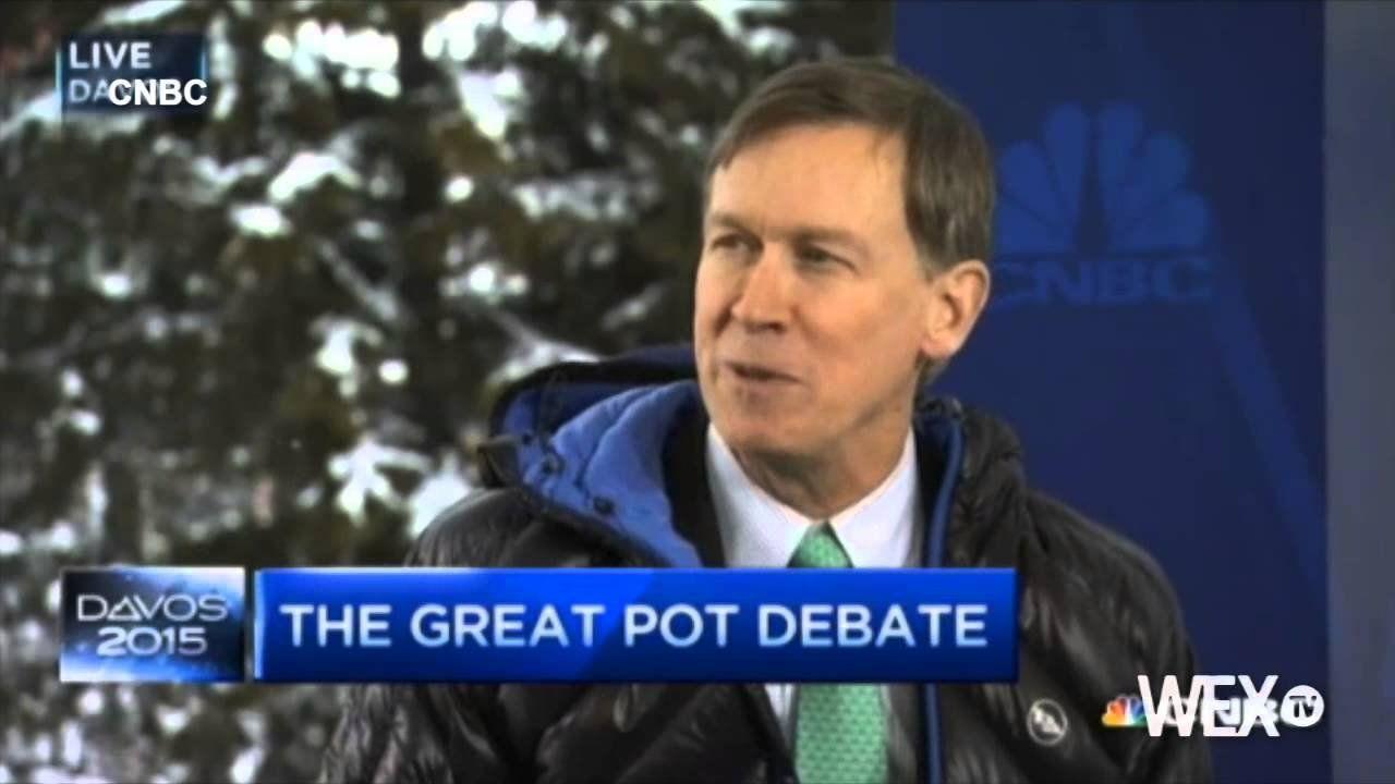 Colorado Gov. says legalizing pot was a 'bad idea'