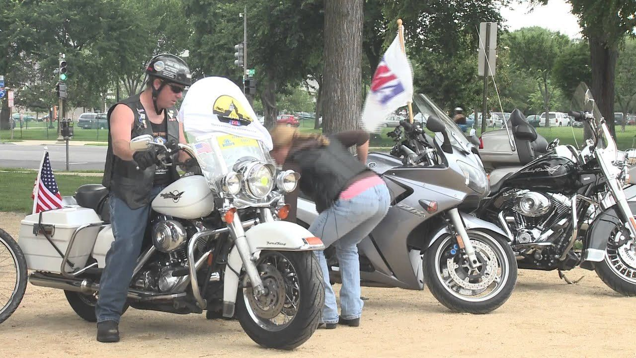 American Motorcyclist Association rally against E15