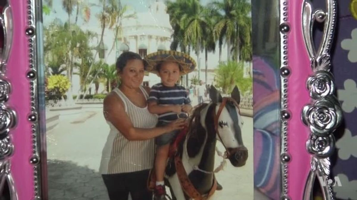 Guatemalan Mother Deported Without Son