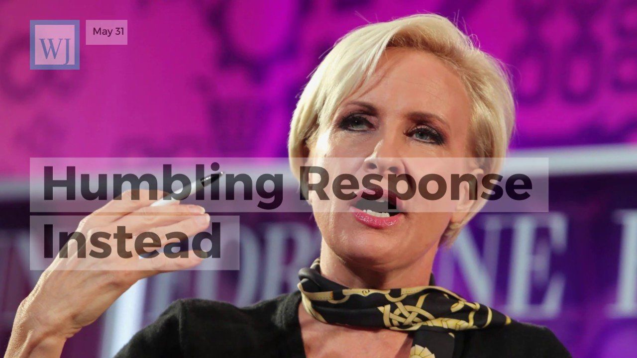 Mika's Guest Ignores Anti-Trump Question, Issues Humbling Response Instead