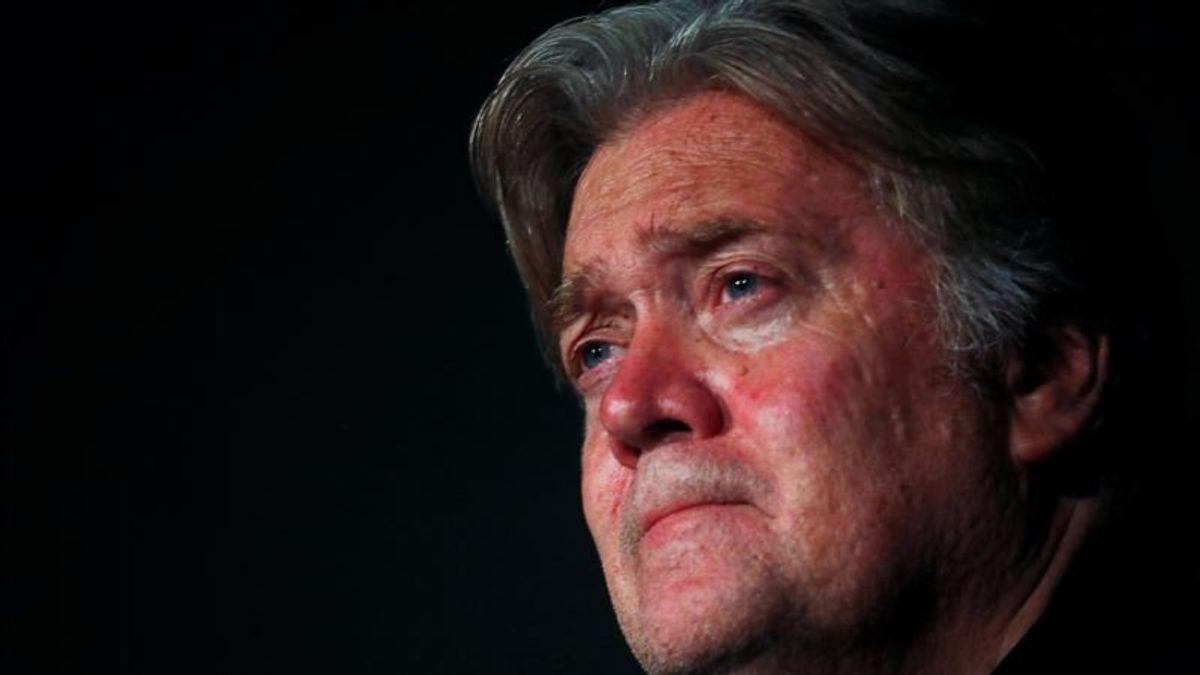 Sources: US Senate Panel Probes Former Trump Aide Bannon