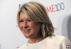 Martha Stewart at the TIME 100 Gala: The Most Influential People of 2018 held at Lincoln Center in New York City on April 24, 2018.