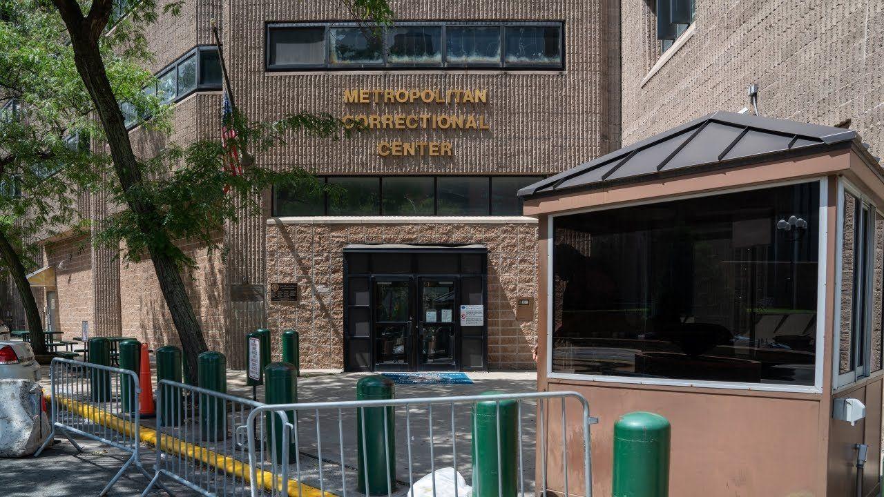 DOJ reassigns warden of jail where Epstein died