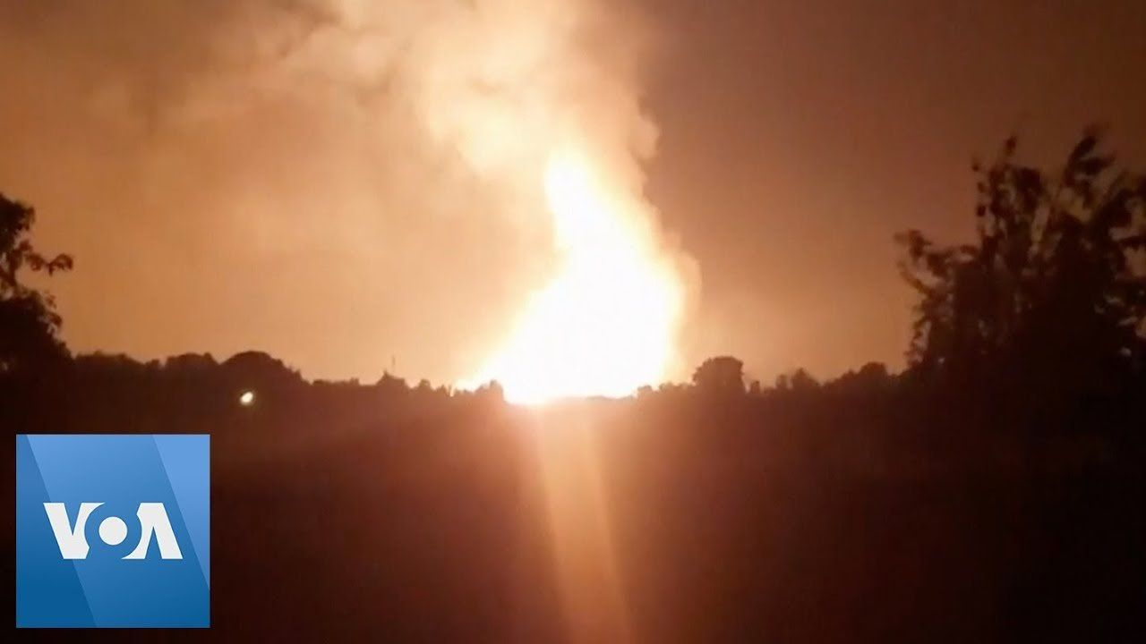 Pipeline Explosion Kills 1 in Kentucky