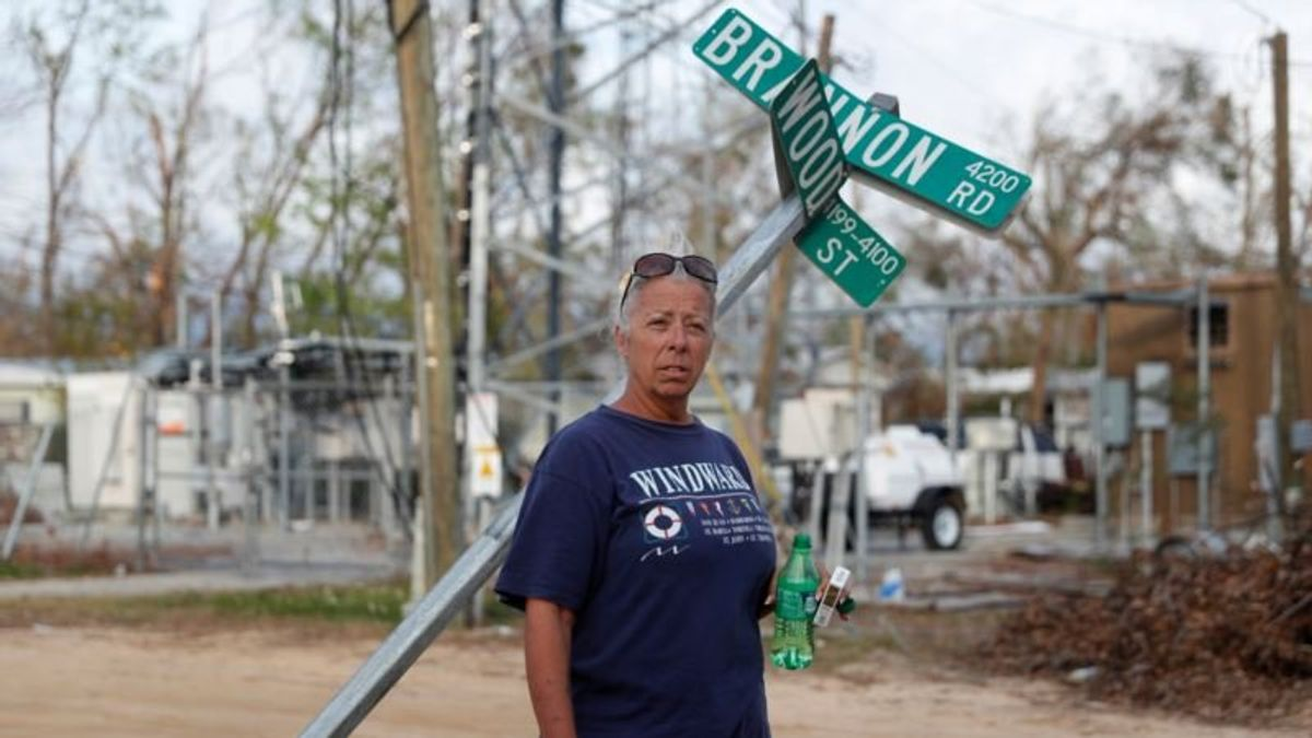 For Some in Florida Panhandle, Voting Takes Back Seat to Hurricane Hardships