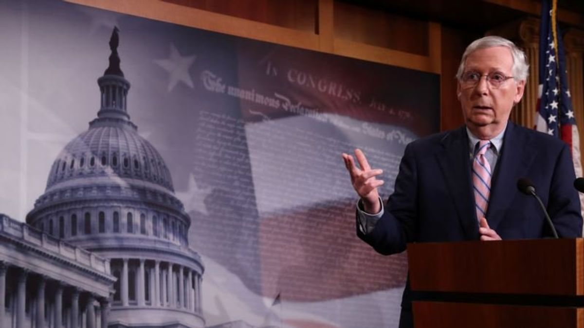 McConnell: Kavanaugh Fight Will Help Republicans in November