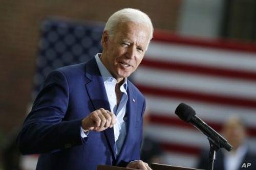 Biden: Racism in US is Institutional, 'White Man's Problem'