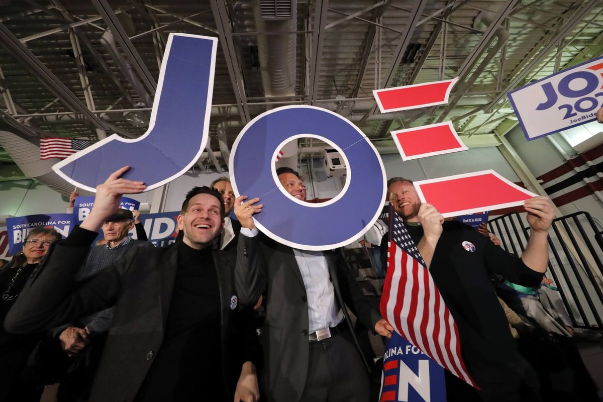 Takeaways from the South Carolina Primary: Joementum