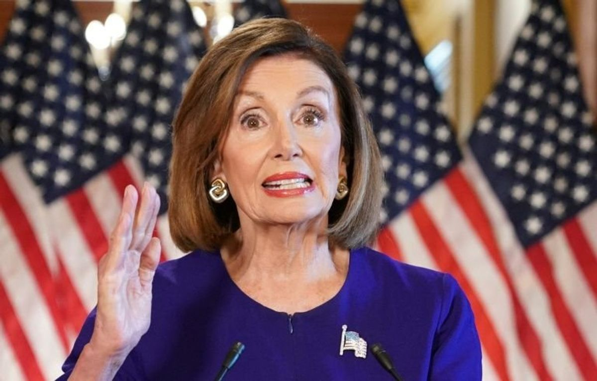 Pelosi's Historical Decision Likely Political Suicide for Democrats